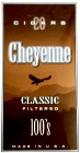Cheyenne Filtered Cigars - Classic 100 Box