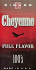 Cheyenne Filtered Cigars - Full Flavor 100 Box