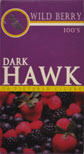 Dark Hawk Filtered Little Cigars - Wild Berry 100 Box