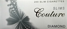 Couture Slim 100 Diamond Box