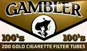 Gambler Best Light 200ct Tube