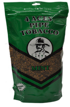 4 ACES MINT PIPE TOBACCO 16OZ BAG
