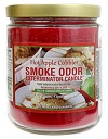 SMOKE ODOR EXTERMINATOR CANDLE 13OZ - HOT APPLE COBLER