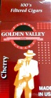 Golden Valley Filtered Little Cigars - Cherry 100 Box