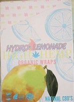 High Hemp CBD Organic wraps- HYDRO LEMONADE