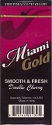 MIAMI GOLD TIP CHERRY CIGARILLOS 10/5PKS 