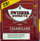 SWISHER SWEETS CIGARILLOS FOIL  60CT BONUS BOX