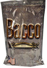 BACCO MILD 16oz BAGS