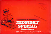 Midnight Special Full Flavor Cigarette Tobacco 12 - .65oz Pouches