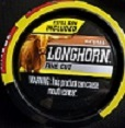 LONGHORN FINE CUT NATURAL TUB 14.4 OZ