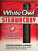 WHITE OWL BLUNTS - STRAWBERRY 5/5pks 