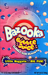 Bazooka Bubble Juice 18/2oz