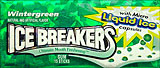 Ice Breakers Wintergreen 10/15pks.