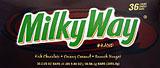 Milky Way 36CT Box