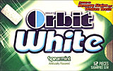 Wrigleys Orbit White Spearmint 12CT