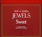 HAV A TAMPA JEWELS SWEET 50CT BOX