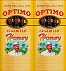 OPTIMO CIGARILLO - HONEY 20/5PKS