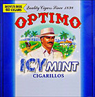 OPTIMO CIGARILLO - ICY MINT 60CT BOX