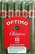 OPTIMO CLASICO III, 6 X 50, 20CT