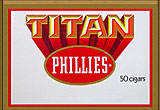 PHILLIES TITAN 50CT BOX