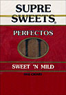 SUPRE SWEETS PERFECTOS - SWEET 'N MILD - 5/5PKS 