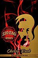 ZIG ZAG CHERRY WRAP 25-2PKS