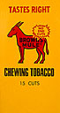 BROWNS MULE CHEWING TOBACCO