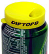 Diptops Disposable Snap-on Spittoon 1 CT