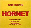 HORNET NATURAL LEAF TWIST 12CT