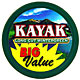 KAYAK LONG CUT WINTERGREEN 10CT ROLL
