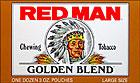 RED MAN GOLDEN BLEND 12 COUNT