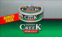 SILVER CREEK FINE CUT WINTERGREEN - SPECIAL 24CT DISPLAY