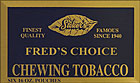 STOKER'S TENNESSEE CHEW FRED'S CHOICE 6 COUNT 16OZ POUCHES