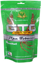 GTO Pipe Tobacco Menthol 6oz Bag