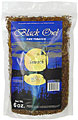 Black Owl Smooth 6oz Bag 