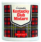 KENTUCKY CLUB MIXTURE AROMATIC PIPE TOBACCO 12OZ CAN