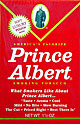 PRINCE ALBERT PIPE TOBACCO 1.5 OZ 6CT.
