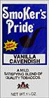 SMOKER'S PRIDE VANILLA CAVENDISH 6 1.5 OZ POUCHES