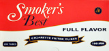 Smokers Best Full Flavor 100 Tubes 200ct