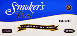 Smokers Best Light 100 Tubes 200ct
