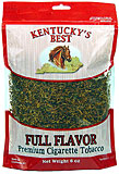 KENTUCKY'S BEST FULL FLAVOR CIGARETTE TOBACCO 6OZ BAG 