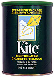 KITE TOBACCO 6OZ CAN 