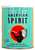 NATURAL AMERICAN SPIRIT ORIGINAL BLEND TOBACCO 5.29 OZ CAN 