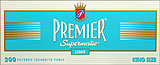 PREMIER SUPERMATIC LIGHT KING SIZE TUBES- 200CT