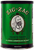 ZIG ZAG MENTHOL BLEND 6OZ CAN 