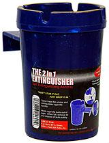 The 2 In 1 Extinguisher (Self Extinguishing Ashtray)