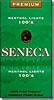 Seneca Menthol Light 100 Box