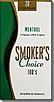SMOKER'S CHOICE MENTHOL 100 