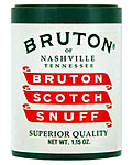 BRUTON SCOTCH SNUFF 12CT