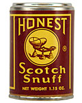 HONEST SCOTCH SNUFF 12CT.